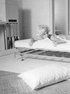 Marilyn Monroe by Douglas Kirkland #marilyn
