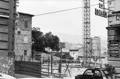 Matelica, Palazzo Croci Razzanti prima della demolizione (1964 - 1965) 5/7