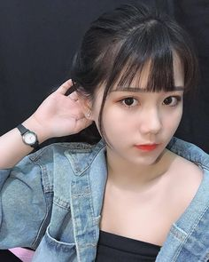 Laginate - Share HD, wallpapers with hundreds of selected topics. Korean Beauty Girls, Pretty Korean Girls, Cute Korean Girl, Cute Asian Girls, Beautiful Asian Girls, Cute Girls, Cute Girl Photo, Cute Baby Girl, Toddler Girls