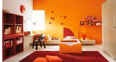 98 best orange kids room decor images on pinterest baby boy rooms rh pinterest com  kids bedroom organization ideas for boys