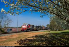RailPictures.Net Photo: NS 911 Norfolk Southern EMD SD60E at Lula, Georgia by Chip Allen