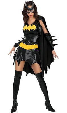 DC Comics Deluxe Batgirl Adult Costume, Medium Best Price