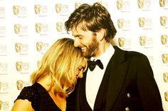 Billie & David - billie-piper-and-david-tennant Photo