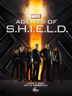 Agents Of S.H.I.E.L.D. How did I not know about this!!