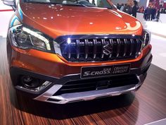 Indian-specific 2017 Suzuki S-Cross facelift at 2016 Paris Motor Show The Indian-bound Maruti Suzuki S-Cross facelift or 2017 Suzuki S-Cross facelift has been showcased at the currently running 2016 Paris Motor Show. The next generation S-Cross facelift will be available in the European markets from 30th September 2016 and priced in the range of EUR 18,990 to 28,090 (approximately Rs. 14.05 lakhs to 20.78 lakhs).