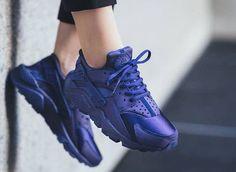 Tendance Basket Femme 2017- Sneakers-actus : des news fraîches depuis 2010  Basket Femme 2017 Description Nike Air Huarache Loyal Blue post image