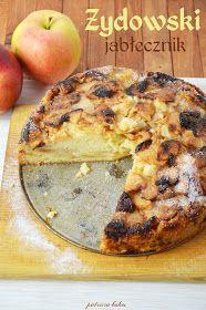 Bardzo proste ciasto, po którym nie sposób spodziewać się takiego rezultatu smakowego :) Bowiem ciasto wychodzi prze-sma-czne! Jest bard... Bagel, Food And Drink, Bread, Baking, Brot, Bakken, Breads, Backen, Buns
