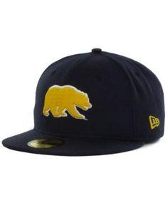 New Era California Golden Bears Ncaa Ac 59FIFTY Cap - Blue 7 1/8