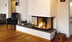 kamin - Google pretraživanje Stove Fireplace, Decoration, Building A House, Diy And Crafts, Family Room, New Homes, Contemporary, Living Room, Interior Design
