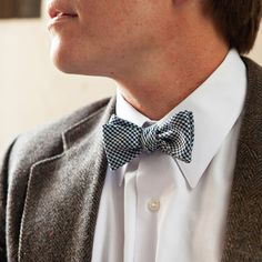 Handcrafted Bow Tie - Exclusives