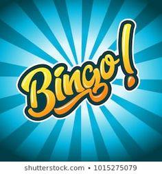 Bingo Cards Stock Vector (Royalty Free) 134655707 Free Printable Bingo Cards, Bingo Card Template, Bingo Games, Illustration, Card Stock, Royalty Free Stock Photos, Bingo Cards, Cards, Illustrations