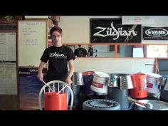 How to get students hooked on Bucket Drumming