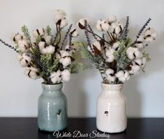 Image result for how to decorate with cotton stems