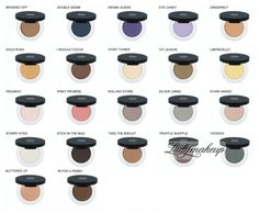 lily lolo pressed eyeshadow - Google Search