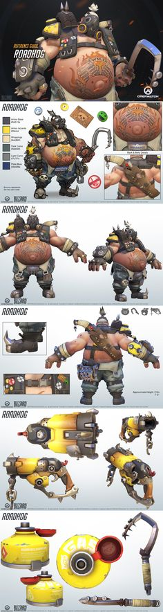 Roadhog Reference Guide