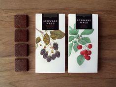 schwarz wild chocolate by Yu Ping Chuang