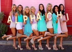 The Top 10 Sorority Recruitment Videos You Have to Watch