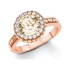 Damenring von Noelani #funkeln #blingbling #sparkle #rosegold #glamourös #glamour #jewel #Schmuck #Ring