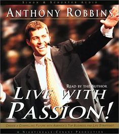 Tony Robbins Creating Certainty in Your Life Tony Robbins American Life Coach and Self-Help Author, Well Known Through His Infomercials and Self-Help Books. Tony Robbins Creating Certainty in Your Life… Good Books, My Books, Tony Robbins Quotes, Amazing Quotes, Self Help, Audio Books, Passion, Reading, Future