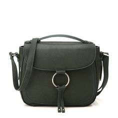 Popular Simplicity Style Pure Color Women's Crossbody Bag. Adorable and Stylish, A must-have for fashion lover!