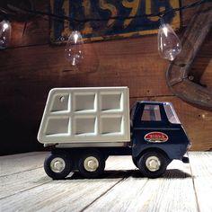 Tonka Truck Tonka Sanitary Service Truck 615 1968 Tiny