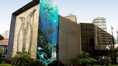 aquario de santos fachada - Pesquisa Google