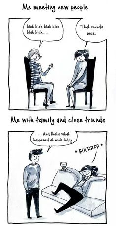 Introvert Comics By Debbie That Only People With Social Anxiety Will Understand Anxiety Humor, Health Anxiety, Anxiety Tips, Anxiety Help, Social Anxiety, Mental Health, Introvert Quotes, Introvert Problems, Comics