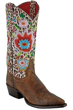 I absolutely LOVE these boots!