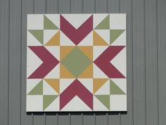 How To Make A Barn Quilt | Barn Quilts | Pinterest | Barn quilts ...