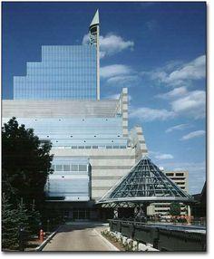 North York, Ontario North York, Ontario, Toronto, Skyscraper, Bears, Multi Story Building, Canada, Nice, World