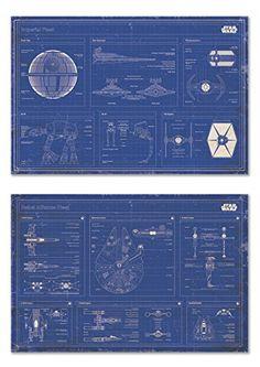 Star Wars - Movie Poster Set (Imperial Fleet & Rebel Alli... https://smile.amazon.com/dp/B01CD3VTTM/ref=cm_sw_r_pi_dp_x_bClPyb65AKCFR