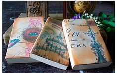 Make Vintage Printable Book Covers – Easy and FUN! | The Graphics Fairy | Bloglovin'