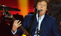 Paul McCartney launches Facebook's new 360 degree photo app