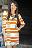 The Yacht Club Dress: Clementine;; OMG I LOVE THIS! #SHOPHOPES