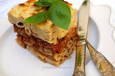 Vegan pastitsio...yes please!