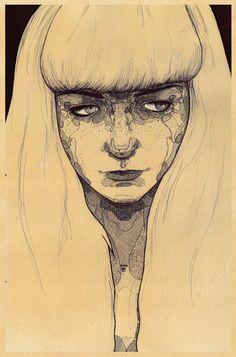 Lorelai Art Print