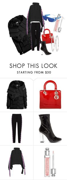 """""""Cozy"""" by jaden-jona ❤ liked on Polyvore featuring Balenciaga, Christian Dior, Vetements and Cada"""
