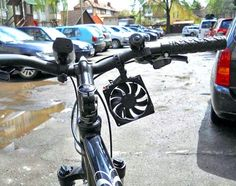 HOW TO: Make a $5 wind-powered phone charger for your bike | Inhabitat - Sustainable Design Innovation, Eco Architecture, Green Building