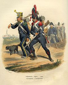 Uniforms of La Grande Armée - Wikipedia, the free encyclopedia