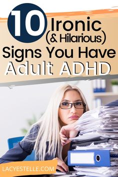 As an Adult Woman with ADHD, I didn't see my struggle with relationships, boredom, finishing tasks, and keeping things clean as an ongoing issue. I simply thought everyone struggled with those things. Oh how wrong I was. #adhd #adultadhd Maladaptive Daydreaming, Adult Adhd, Executive Functioning, Adhd Kids, My Struggle, Codependency, Hilarious, Funny, My People