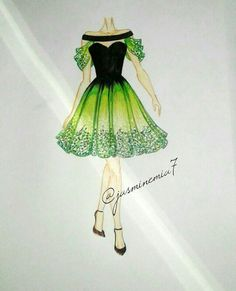 Short dress green black by @jasminemia7 #jasminemia7 #Fashion #scketchbook #scketch #dress #nudedress#partydress #wedding #Fashion #installed #beautiful #cute #photography #followme #me #model #beauty #like4like #instadaily #pearls #dressing #dresses #instadress #paper #pen #pencil #artsy #instart #beautiful #illustrators