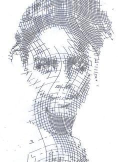 Analog halftone by kristrappeniers.deviantart.com on @DeviantArt