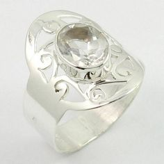 Started in SUNRISE JEWELLERS (Indian Silver Jewellery Us has flourished into one of the top manufacturers & exporters for gemstone studded silver jewelry & Sterling silver jewelry without gemstones. Citrine Gemstone, Amethyst, Quartz Crystal, Crystal Ring, Silver Jewellery Indian, Sterling Silver Jewelry, Gemstones, Crystals, Handmade