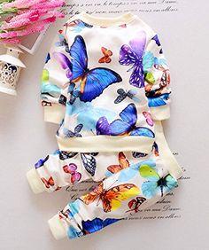 Amazon.com: Flower Baby Girls Toddler Butterfly Shirt Cardigan+pants 2pcs Oufits Clothes Set: Clothing  https://www.amazon.com/gp/product/B01B4UXIY4/ref=as_li_qf_sp_asin_il_tl?ie=UTF8&tag=rockaclothsto_toys-20&camp=1789&creative=9325&linkCode=as2&creativeASIN=B01B4UXIY4&linkId=c13f97e0f5e6eb100c6c5e27da5a5e32