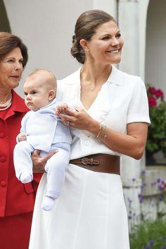 Swedish Royal Family Celebrates Crown Princess Victoria's 39th Birthday