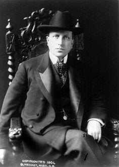 William Randolph Hearst, 1904.