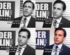 One of my fav quotes from The Office