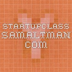 startupclass.samaltman.com