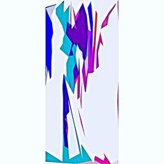 #digitalart #artwork #blue #white #losangelesart #dtlaart #abstractart #contemporaryart #modernart #art #painting #abstract