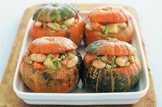 about Stuffed vegetables on Pinterest | Stuffed eggplant, Stuffed ...